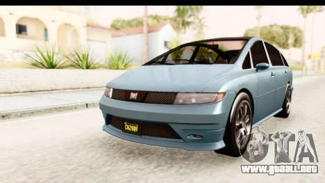 GTA 5 (4) Dinka Perennial IVF para GTA San Andreas