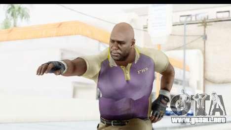 Left 4 Dead 2 - Coach para GTA San Andreas