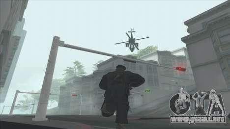 WantedLevel para GTA San Andreas quinta pantalla