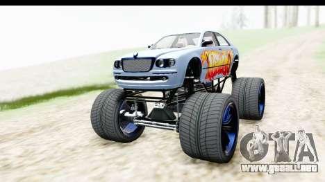 GTA 5 Enus Cognoscenti XL para la visión correcta GTA San Andreas