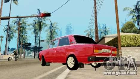 rus_racer ENB v1.0 para GTA San Andreas sucesivamente de pantalla