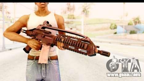 SCAR-LK para GTA San Andreas