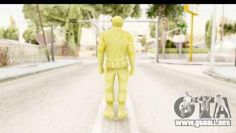 ArmyMen: Serge Heroes 2 - Man v5 para GTA San Andreas tercera pantalla