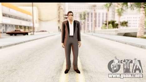 Yakuza 0 Goro Majima para GTA San Andreas segunda pantalla