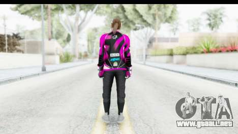 GTA 5 Online Cunning Stunts Skin 3 para GTA San Andreas tercera pantalla