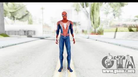 Spider-Man Insomniac v1 para GTA San Andreas segunda pantalla