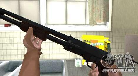 TOZ-194 de la Insurgencia para GTA San Andreas tercera pantalla