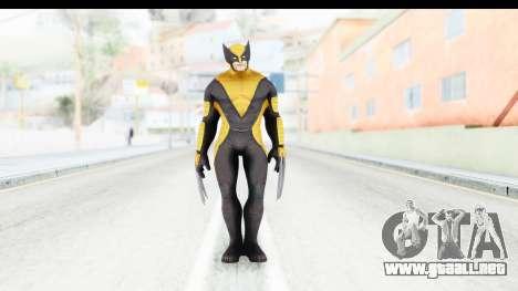 Marvel Heroes - Wolverine All New Marvel Now para GTA San Andreas segunda pantalla