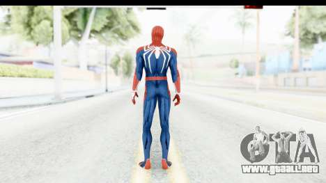 Spider-Man Insomniac v2 para GTA San Andreas tercera pantalla