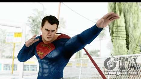 Injustice God Among Us - Superman BVS para GTA San Andreas