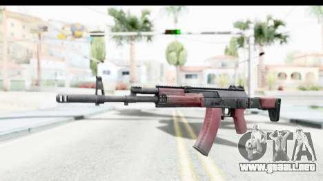 Kalashnikov AK-12 para GTA San Andreas
