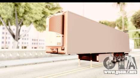 Trailer ETS2 v2 New Skin 1 para la visión correcta GTA San Andreas