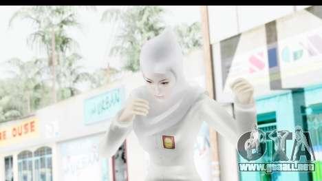 Muslim Girl para GTA San Andreas