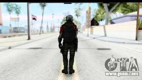 Homefront The Revolution - KPA v1 Original para GTA San Andreas tercera pantalla