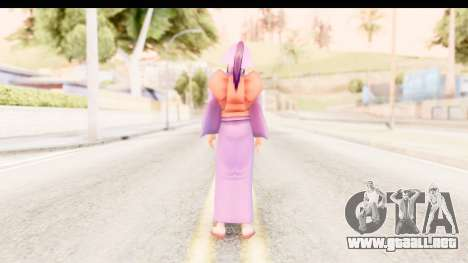 Kamiya v3 para GTA San Andreas tercera pantalla