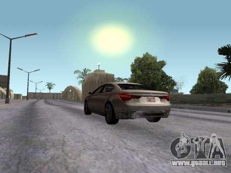 GTA 5 Ubermacht Oracle II para GTA San Andreas left