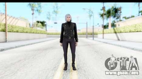 GTA 5 Ill Gotten-Gains DLC Female Skin para GTA San Andreas segunda pantalla