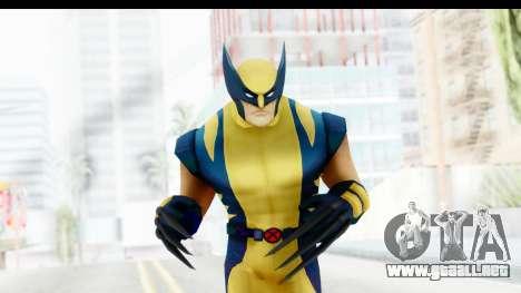 Marvel Heroes - Wolverine Modern para GTA San Andreas