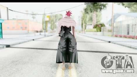 Bleach - Renji B para GTA San Andreas tercera pantalla