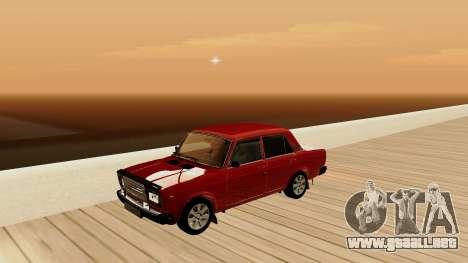 rus_racer ENB v1.0 para GTA San Andreas novena de pantalla