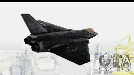 CoD Black Ops 2 - FA-38 para la visión correcta GTA San Andreas