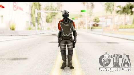 Homefront The Revolution - KPA v5 Original para GTA San Andreas segunda pantalla