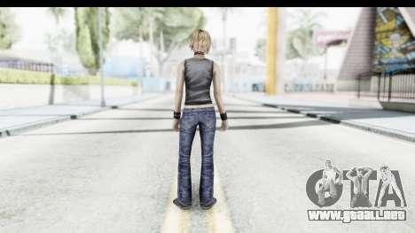 Silent Hill 3 - Heather Sporty Dark Gray Obama para GTA San Andreas tercera pantalla