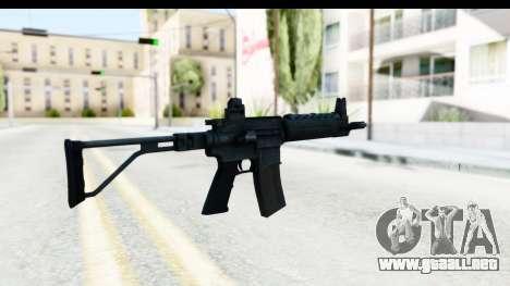 LR-300 para GTA San Andreas segunda pantalla