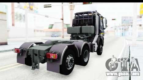 Tatra Phoenix 6x2 Agro Truck v1.0 para GTA San Andreas left