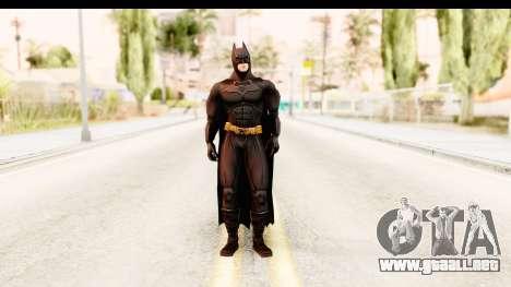 Batman Begins para GTA San Andreas segunda pantalla