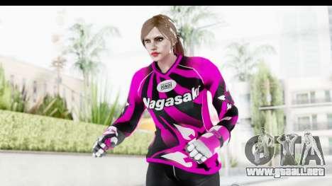 GTA 5 Online Cunning Stunts Skin 3 para GTA San Andreas
