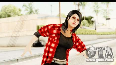 Twilight - Bella para GTA San Andreas