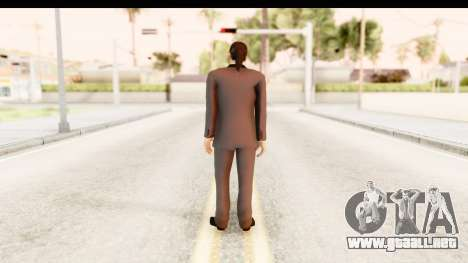 Yakuza 0 Goro Majima para GTA San Andreas tercera pantalla