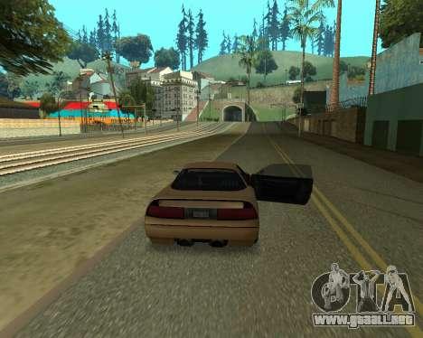 Armenian Jeferson para GTA San Andreas sexta pantalla