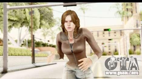 Helena Casual Skin para GTA San Andreas
