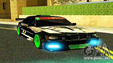 BMW 750 E38 Hamann Turbo Sports para GTA San Andreas