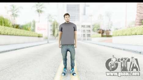 Lionel Messi Casual para GTA San Andreas segunda pantalla