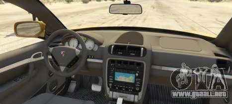 Porsche Cayenne Turbo 2010 para GTA 5
