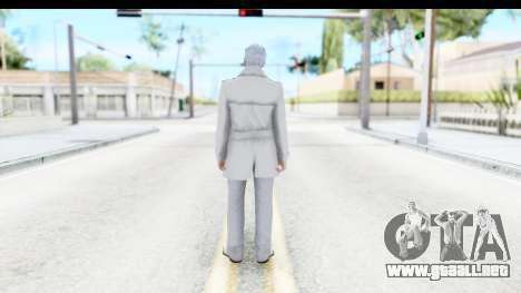 GTA 5 Ill Gotten-Gains DLC Male Skin para GTA San Andreas tercera pantalla