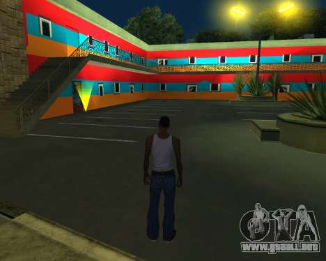Armenian Jeferson para GTA San Andreas tercera pantalla