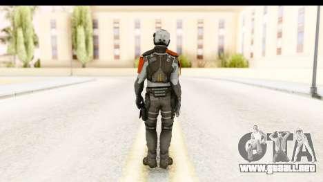Homefront The Revolution - KPA v5 Original para GTA San Andreas tercera pantalla