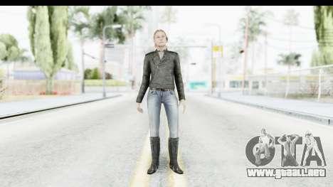 Alan Wake Alice 2009 para GTA San Andreas segunda pantalla