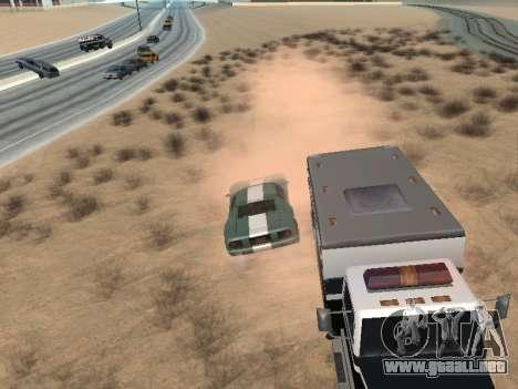 Hot Wheels para GTA San Andreas tercera pantalla