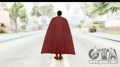 Injustice God Among Us - Superman BVS para GTA San Andreas tercera pantalla