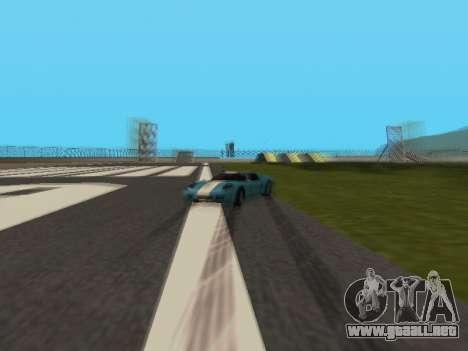 Hot Wheels para GTA San Andreas sucesivamente de pantalla
