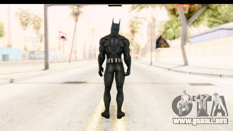 Batman Arkham City Batman Beyond para GTA San Andreas tercera pantalla