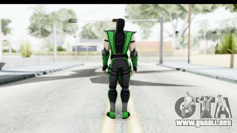 Mortal Kombat vs DC Universe - Reptile para GTA San Andreas tercera pantalla