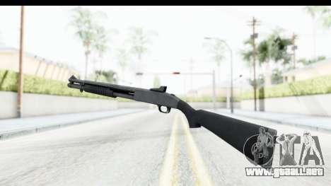 Mossberg 590 para GTA San Andreas segunda pantalla