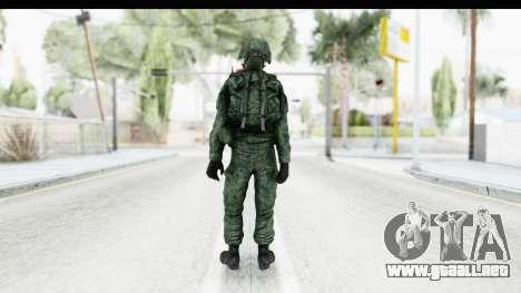 Global Warfare Russia para GTA San Andreas tercera pantalla