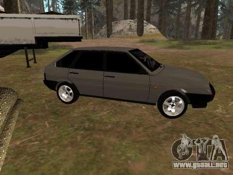 2109 Clásicos para la visión correcta GTA San Andreas